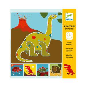 pochoirs-dinosaures-djeco