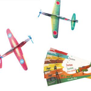 Avion Les Petits Futés