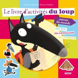 Le-livre-d-activités-du-loup-auzou-les-petits-futés