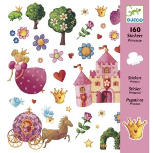 160-stickers-princesses-djeco