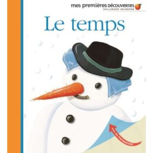Le-temps-GALLIMARD