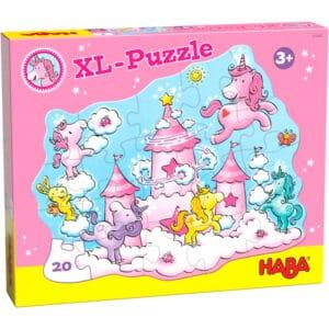 puzzle xl licorne - haba