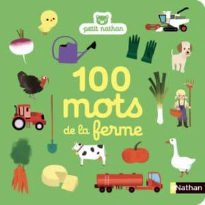 100 mots de la ferme - petit nathan