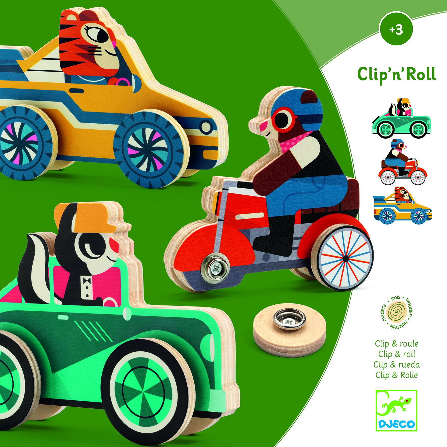clipnroll - djeco