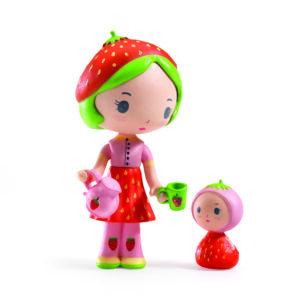 figurine Berry et Lila - Djeco