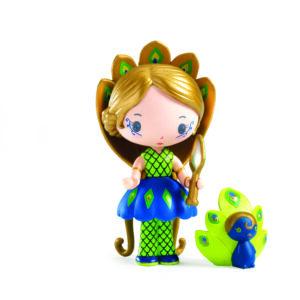 figurine Tinylu Paloma et Bogo - Djeco