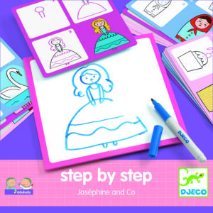 step by step - djeco