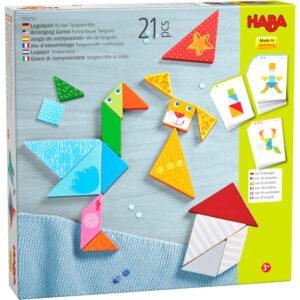 tangram mix - Haba