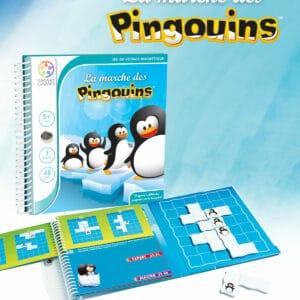 la marche des pingouins - smartgame