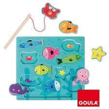 puzzle magnetique - goula