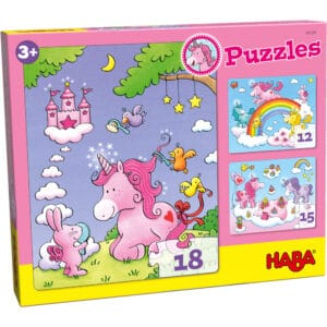 puzzle licorne - haba