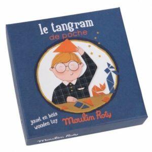 tangram de poche - moulin roty