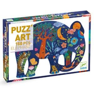 puzzle-éléphant-djeco