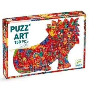 puzzle-lion-djeco