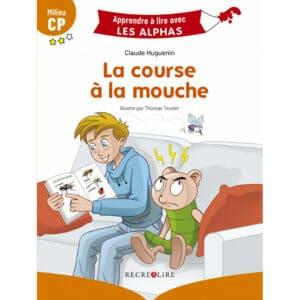 album-la-course-a-la-mouche